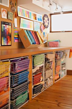 Instead of Quilting I would love to have this for crafts