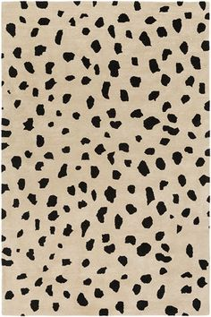Shop the Rug - Color: Beige, Black; Size: x by Artistic Weavers. Made from Wool in India. This Hand Tufted Beige, Black rug has a pile_height, perfect for a soft yet durable addition to your home. Animal Print Wallpaper, Cute Patterns Wallpaper, Animal Print Rug, Cheetah Wallpaper, Beige Wallpaper, Fabric Wallpaper, Iphone Background Wallpaper, Aesthetic Iphone Wallpaper, Aesthetic Wallpapers
