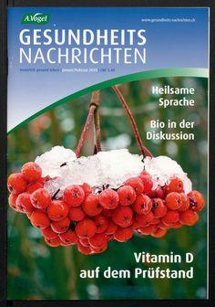 Gesundheitsnachrichten / A. Vogel (Vol.70), 2013