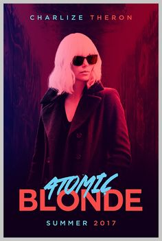 Atomic Blond (July 28, 2017) an action film directed by David Leitch, written Kurt Johnstad, Anthony Johnston. Stars: Sofia Boutella, Charlize Theron, James McAvoy, Bill Skarsgard, James Faulkner, Daniel Bernhardt, Toby Jones, Eddie Marsan, John Goodman. An undercover M16 agent is sent to Berlin during the Cold War to investigate the murder of a fellow agent and recover a missing list of double agents.