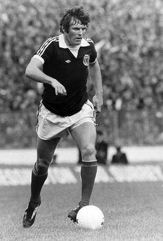 Eddie Gray Scotland 1977 🏴 Stock Pictures, Stock Photos, International Football, National Football Teams, Bbc Broadcast, Leeds United, Sport Fashion, Image Collection, Scotland