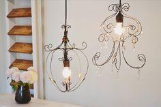En este curso aprenderás a realizar una lámpara de alambre estilo romántico mediante diversas técnicas que podrás aplicar a diferentes diseños.