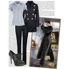 11. someone who is always getting hurt or Killed- Jack Harkness by hannah-banana on Polyvore