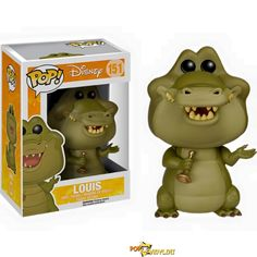 the princess and the frog Louis funko pop vinyl