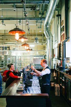 Un día en la fábrica de Guinness en Dublín, Irlanda - Parte 2 (37)