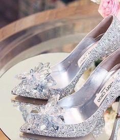 b5838efc0325 Jimmy Choo Heels 👸🏼💎  JimmyChoo Bling Shoes