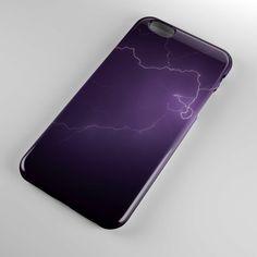 "Phone Case - iPhone, Samsung galaxy, Sony Xperia, HTC, LG, & Nokia Lumia - ""Lightning"" by BeforethePresent on Etsy"