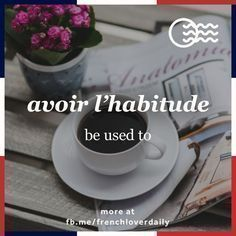 Learn French with French Lover daily, A word of the day on steroïds, to boost your French vocabulary. #learnfrench