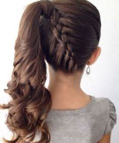 Cute Hairstyles For Girls Best 40 Cute Hairstyles For Teen Girls  Pinterest  Teen Girls And Hair