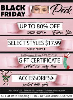 05bb859e5370c6 Get a sneak peek of Black Friday at BonWorth.com! Sales Valid Online Only  11/21/18