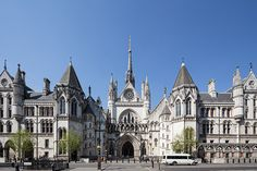 High Court Judge, Different Architectural Styles, Native Country, London United Kingdom, Fantasy Castle, Royal Court, Dream House Exterior, Supreme Court, Barcelona Cathedral