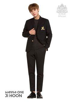 Ivyclub x Wanna One  #Jihoon