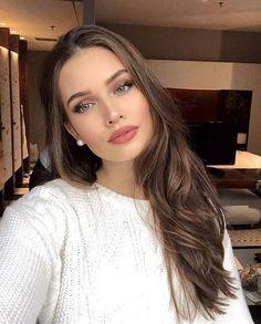 Make Up Looks, Make Up For Work, Bridal Makeup, Wedding Makeup, Bridal Hair, Beauty Make Up, Hair Beauty, Beauty Bay, Makeup Inspiration
