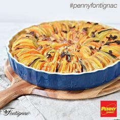  Potěšte svou rodinu chutnými gratinovanými bramborami se slaninou. Upéct je můžete v keramické formě na koláč s průměrem 28 cm, kterou v PENNY získáte až s 92% slevou. Celý recept najdete na www.penny-fontignac.cz  #penny #pennycz #pennymarket #pennymarketcz #pennyfontignac #fontignac #nadobi #nadobifontignac #kuchyne #vareni #peceni #recept #mnam #jidlo #gratinovanebrambory Apple Pie, Serving Bowls, Tableware, Kitchen, Desserts, Food, Tailgate Desserts, Dinnerware, Cooking