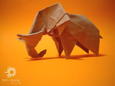 Manualidades Jewerly: Fotos de Origami Animales