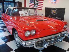 1960 Ford Thunderbird Hardtop   Flickr - Photo Sharing!
