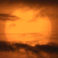 Un tramonto da non perdere