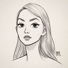 Cameron Mark is an illustrator and character artist from Toronto, Canada. The famous illustrator is lead character artist at Bitmoji Girl Drawing Sketches, Illustration Art Drawing, Girly Drawings, Art Drawings Sketches Simple, Cartoon Girl Drawing, Pencil Art Drawings, Cartoon Drawings, Drawing Art, Illustration Fashion