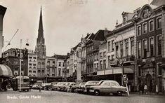 Grote Markt Breda (jaartal: 1950 tot 1960) - Foto's SERC