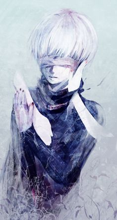 kaneki ken | via Tumblr