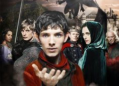 Merlin BBC - best ever! Hate it ended!