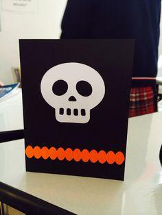 Carta de Halloween