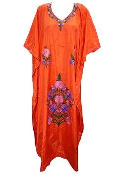 Mogul Abaya Kaftan Orange Embroidered Silk Caftans Xxxl Mogul Interior http://www.amazon.com/dp/B015OFN4MG/ref=cm_sw_r_pi_dp_NhCawb0MGVF0A