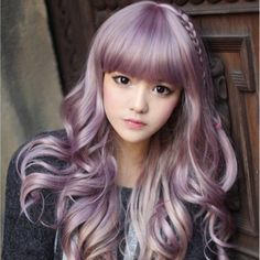 Feature: 1.Excellent Quality straight 100% Japanese Kanekalon (high quality one) made fiber wig 2.You will be amazed by the quality. Wearing it, it can bring you more confidence, and more charm! 3.It