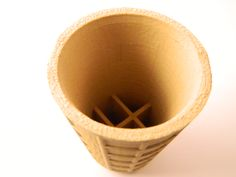 Cone.  Print with Laywood filament