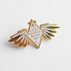 - ̗̀ @cabeswtr ̖́- Overwatch, Soldier 76, Allison Argent, Your Guardian Angel, Jacket Pins, Jolie Photo, Pin And Patches, Cute Pins, Lapel Pins