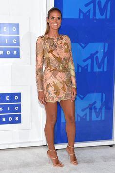 Os looks dos famosos no tapete vermelho do MTV VMA 2016