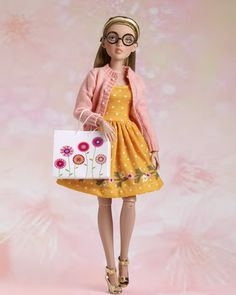 Agatha's Shopping Date (Outfit Only) - Agatha Primrose - Fashion Dolls