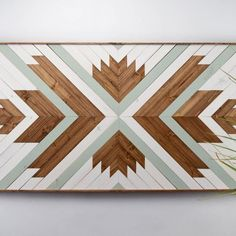 Modern Wooden Wall Art - Perfect focal point for your wall or for a space that n. ♡ Modern Wooden Wall Art - Perfect focal point for your wall or for a space that needs something special and unique to enliven it. Each piece is made ex. Wooden Wall Art, Wooden Walls, Wood Art, Brick Walls, Diy Wood Projects, Wood Crafts, Woodworking Projects, Fine Woodworking, Woodworking Patterns