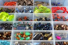 How To Store Accessory Jewelry
