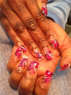 Nails design by Nancygiaupham