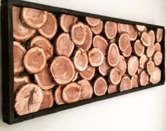 Wood Slices Wall Decor