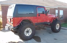 Jeep TJ Unlimited LJ Hardtop - Pirate4x4.Com : 4x4 and Off-Road Forum
