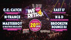 "CONCURS clujescu.ro. Nu rataţi şansa de a câştiga bilete la ""We Love Retro"" 2018! Trance, Things That Bounce, Let It Be, Feelings, Retro, Party, Receptions, Direct Sales Party, Mid Century"