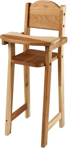 Cherry Doll High Chair: Palumba