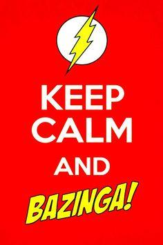 Big Bang theory!!!!