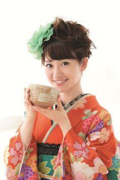 Japanese Kimono Tsujigahana