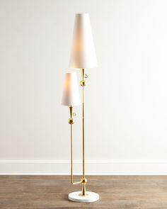 Caracas Floor Lamp - Jonathan Adler