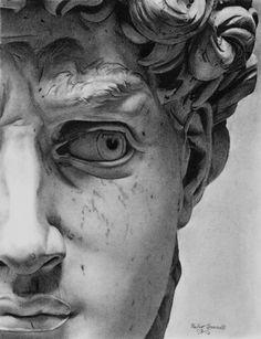 Statue of David by Kaleo-B on deviantART