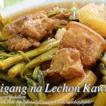Sinigang na Lechon Kawali