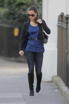 Pippa Middleton Photo - Pippa Middleton's breakfast at Le Pain Quotidien