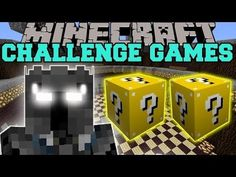 Minecraft: PopularMMOS Modded Mini Game MADNESS MEDLEY HUNGER GAMES