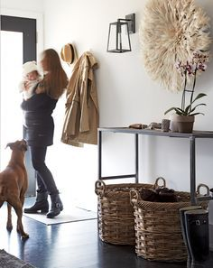 applying minimalism to your home | simple living | living intentionally