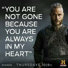 I think I actually cried. lol. Vikings