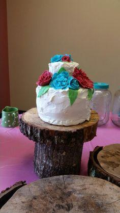 Hensley's 2nd Birthday Cake