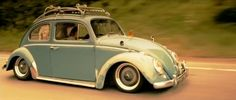 Super Cool VW Bug Volkswagen Beetle